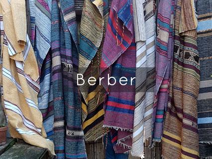 Berber - Moroccan Blanket