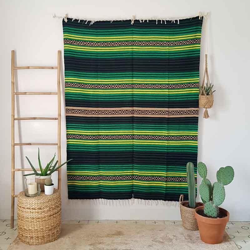 San José Blanket