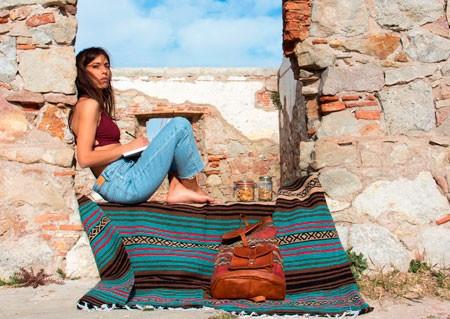 San Jose - Mexican blanket